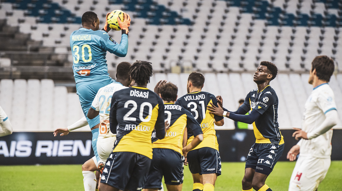 Highlights L1-J14 : Olympique de Marseille 2-1 AS Monaco