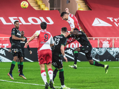 L'AS Monaco s'incline face au RC Lens
