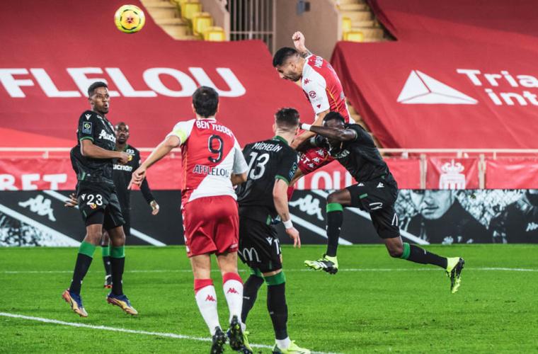 AS Monaco fall to RC Lens