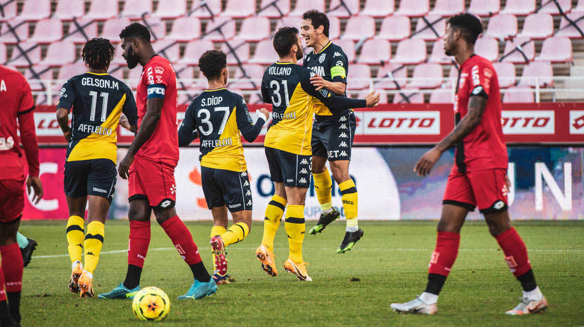 Highlights L1-J16 : Dijon FCO 0-1 AS Monaco