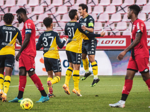 Highlights L1-J16 : Dijon FCO 0-1 AS Monaco