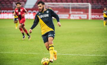 L1 : Dijon FCO 0-1 AS Monaco