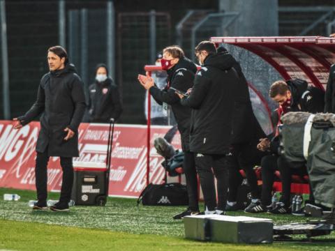 """Niko Kovac : """"Nous avons montré du caractère"""""""