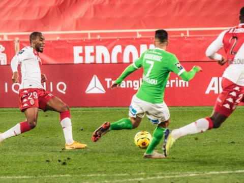 Saint-Etienne - AS Monaco programmé le dimanche 21 mars à 17h05