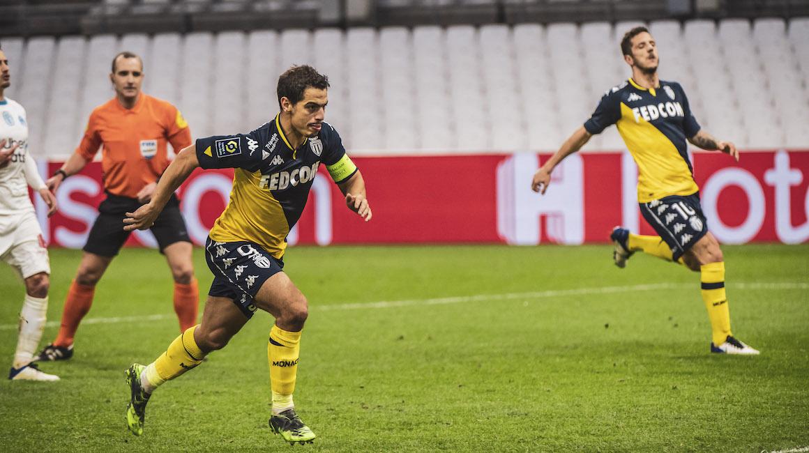 Wissam Ben Yedder é eleito o MVP by IQONIQ contra o Marselha
