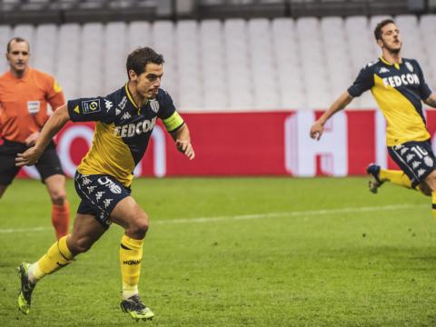 Wissam Ben Yedder MVP by IQONIQ à Marseille