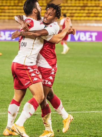 L1 : AS Monaco 2-2 AS Saint-Etienne