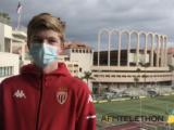 L'Academy de l'AS Monaco se mobilise pour le Téléthon