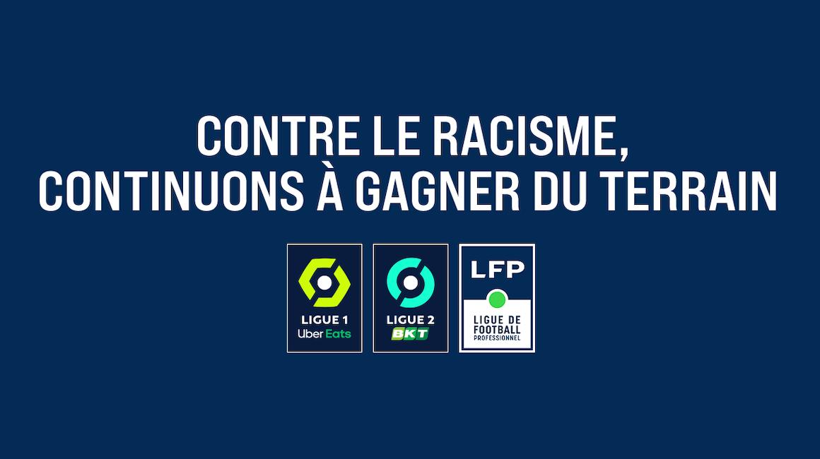 La Ligue 1 unie contre le racisme