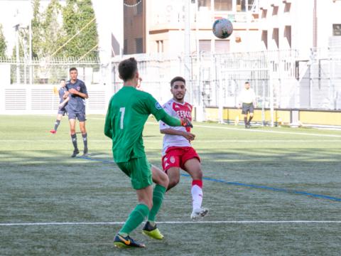 Abdsamad Aniss sélectionné avec le Maroc U17