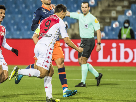 Wissam Ben Yedder MVP by IQONIQ diante do Montpellier