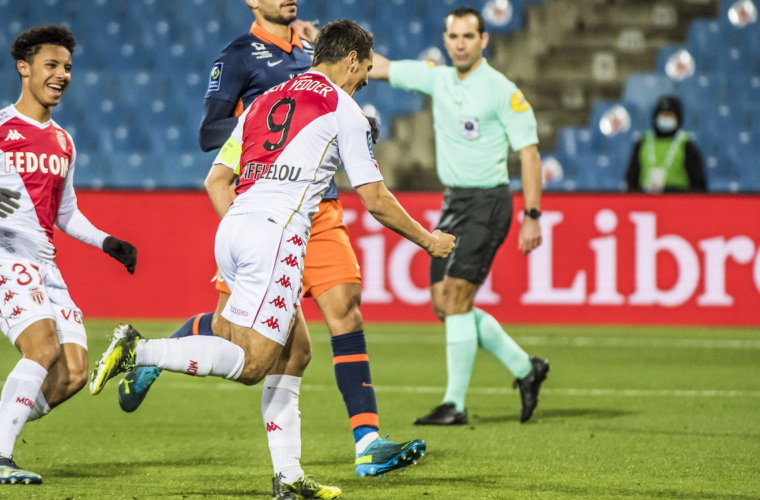 Wissam Ben Yedder, el MVP IQONIQ contra Montpellier