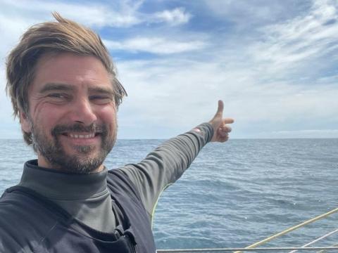 Boris Herrmann boucle son Vendée Globe à la 5e place