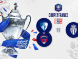L'AS Monaco face à Clermont ou Grenoble en Coupe de France