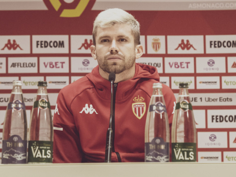 """Caio Henrique: """"La Ligue 1 es un campeonato muy físico"""""""