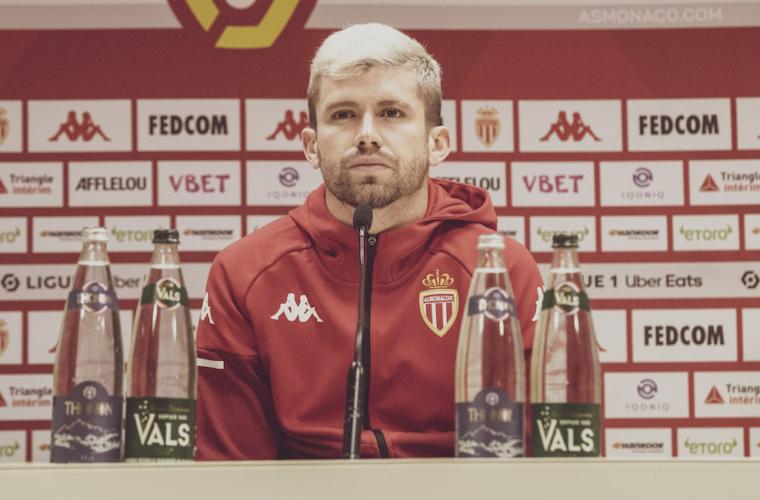 """Caio Henrique: """"A Ligue 1 é um campeonato muito físico e rápido"""""""