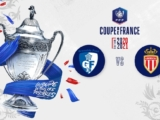 L'AS Monaco affrontera Grenoble en 32e de finale de Coupe de France