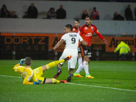 Quand Falcao marquait à Lorient… après 18 secondes