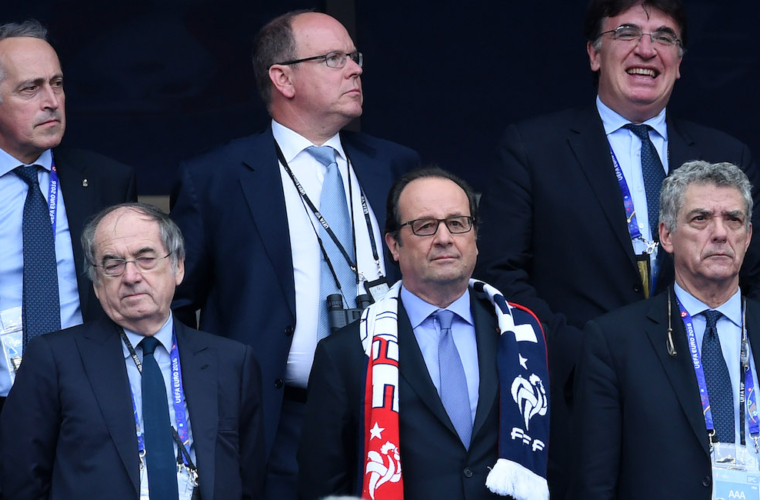 Quand François Hollande raconte sa passion pour l'AS Monaco