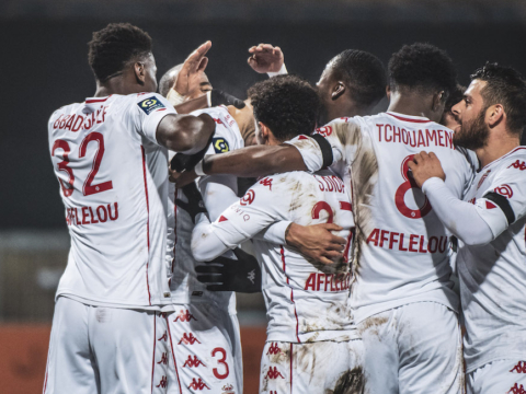 AS Monaco's squad to take on Montpellier