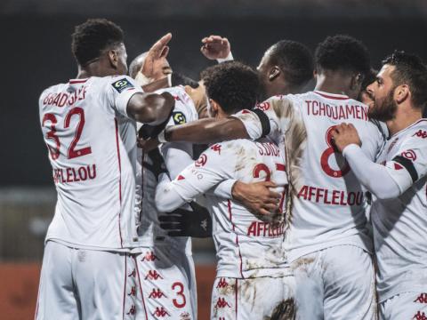 Заявка «Монако» на матч с «Монпелье»