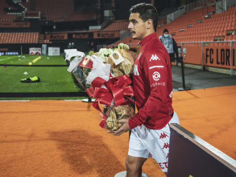 L'hommage de l'AS Monaco à Yohann Essirard