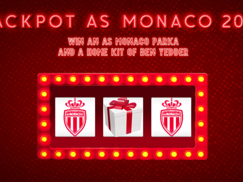Take a spin on AS Monaco's 2021 slot machine!