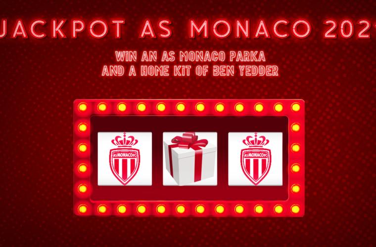 Take a spin on AS Monaco's 2021 slot machine!