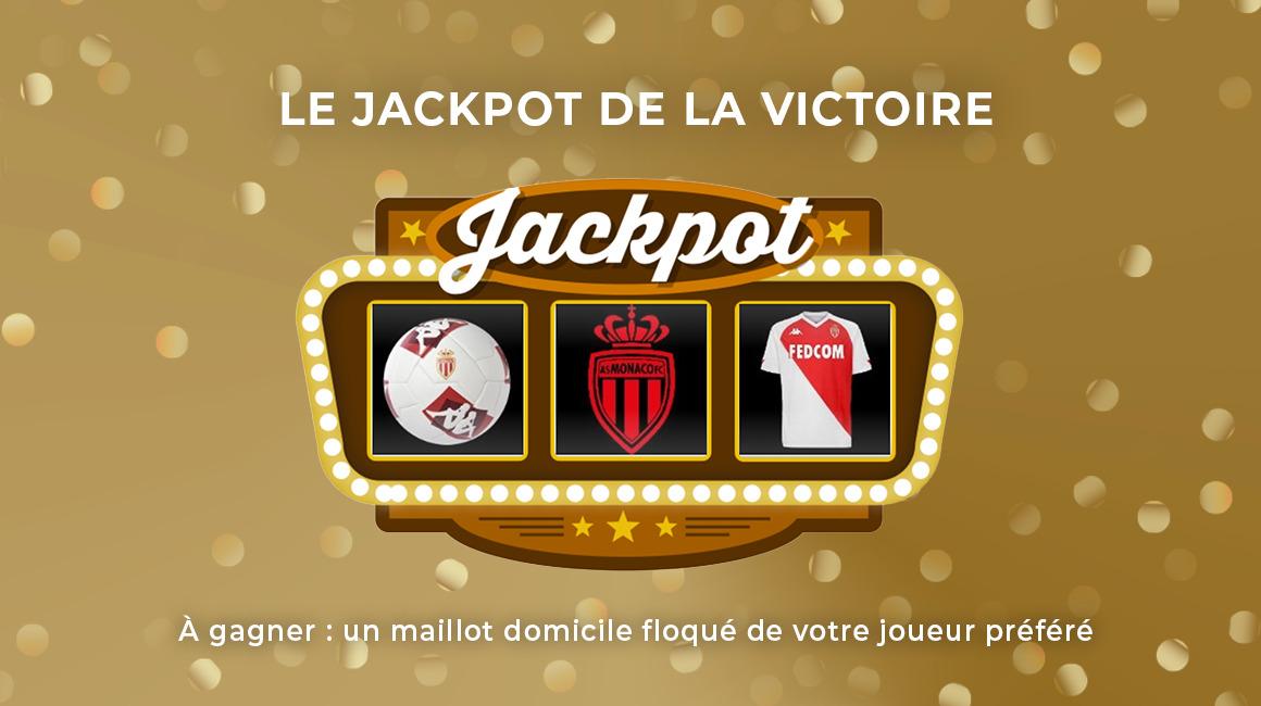 Participez au jackpot de la victoire