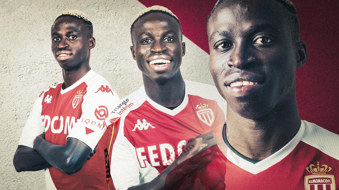 Krépin Diatta joins AS Monaco