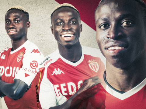 Krépin Diatta rejoint l'AS Monaco