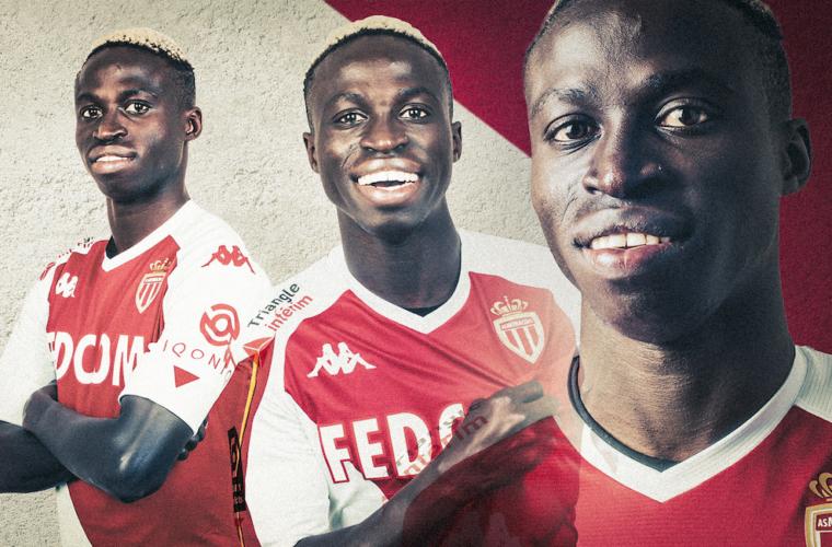 Krépin Diatta se suma al AS Monaco