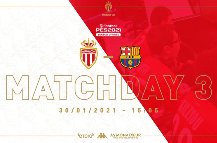 Choc face au Barça en vue dans l'eFootball.Pro