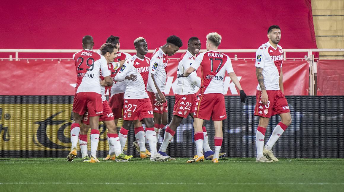 Cuarta victoria consecutiva para el Monaco en este 2021