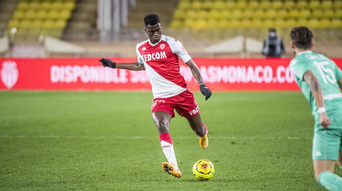 """Benoît Badiashile: """"Es satisfactorio no conceder goles"""""""