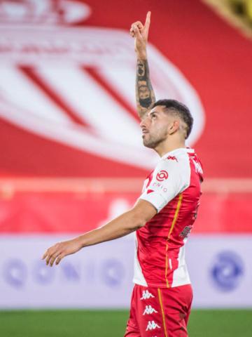 L1 : AS Monaco 3-0 SCO Angers