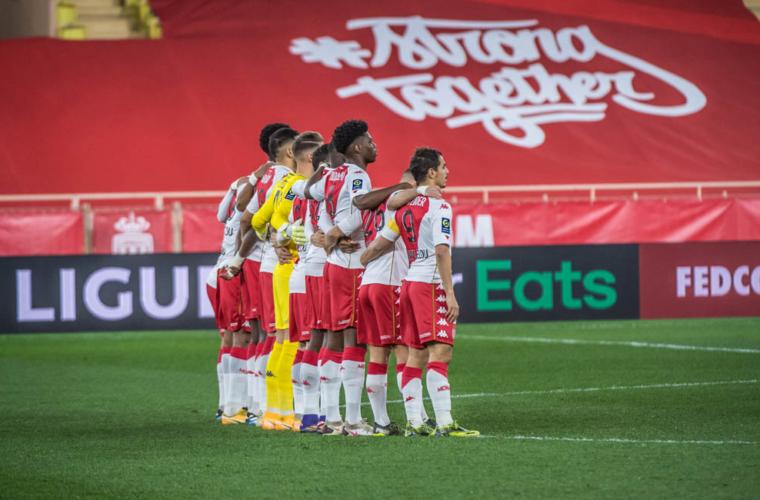 O grupo do AS Monaco para o 100º derby