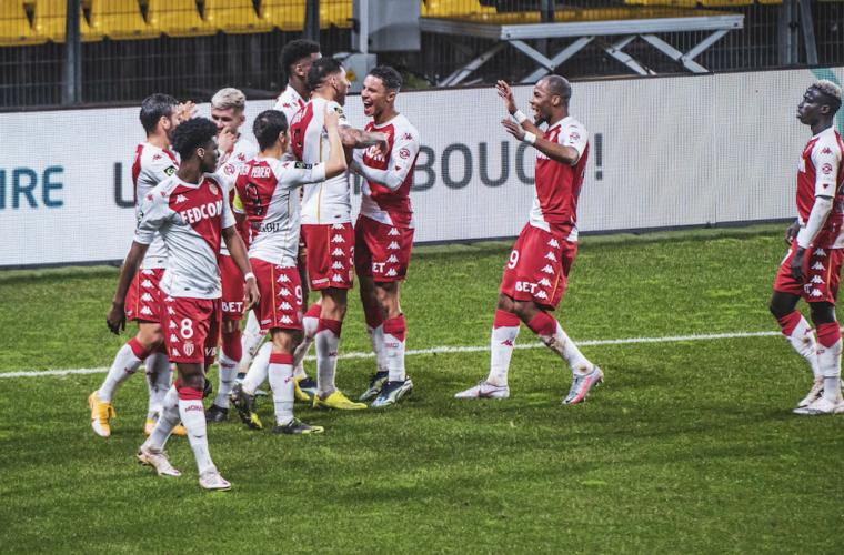 L'AS Monaco reçu 5 sur 5 à Nantes