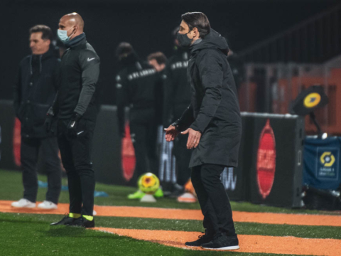 "Niko Kovac: ""The team changed their tune in the second half"""