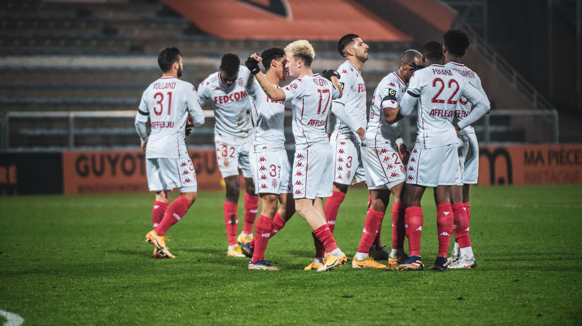 Highlights L1-J18 : FC Lorient 2-5 AS Monaco