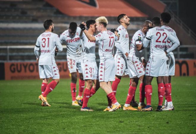 Highlights L1-J18 : FC Lorient 2-5 AS Monaco
