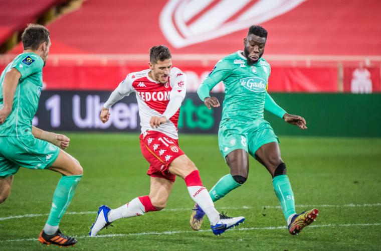 Angers SCO - AS Monaco programmé le dimanche 25 avril à 17h05