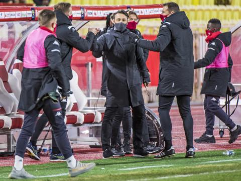 """Niko Kovac: """"Fue nuestro mejor partido de la temporada"""""""