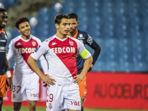 Wissam Ben Yedder dans l'équipe type des français du week-end