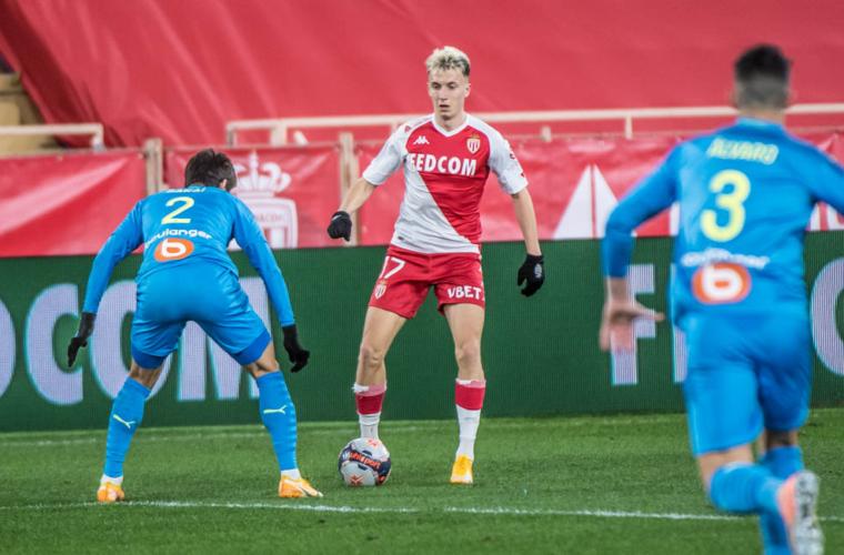 Aleksandr Golovin is AS Monaco's Player of the Month for February