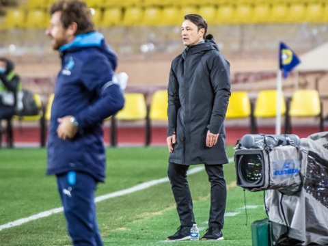 "Niko Kovac: ""We must stay the course"""