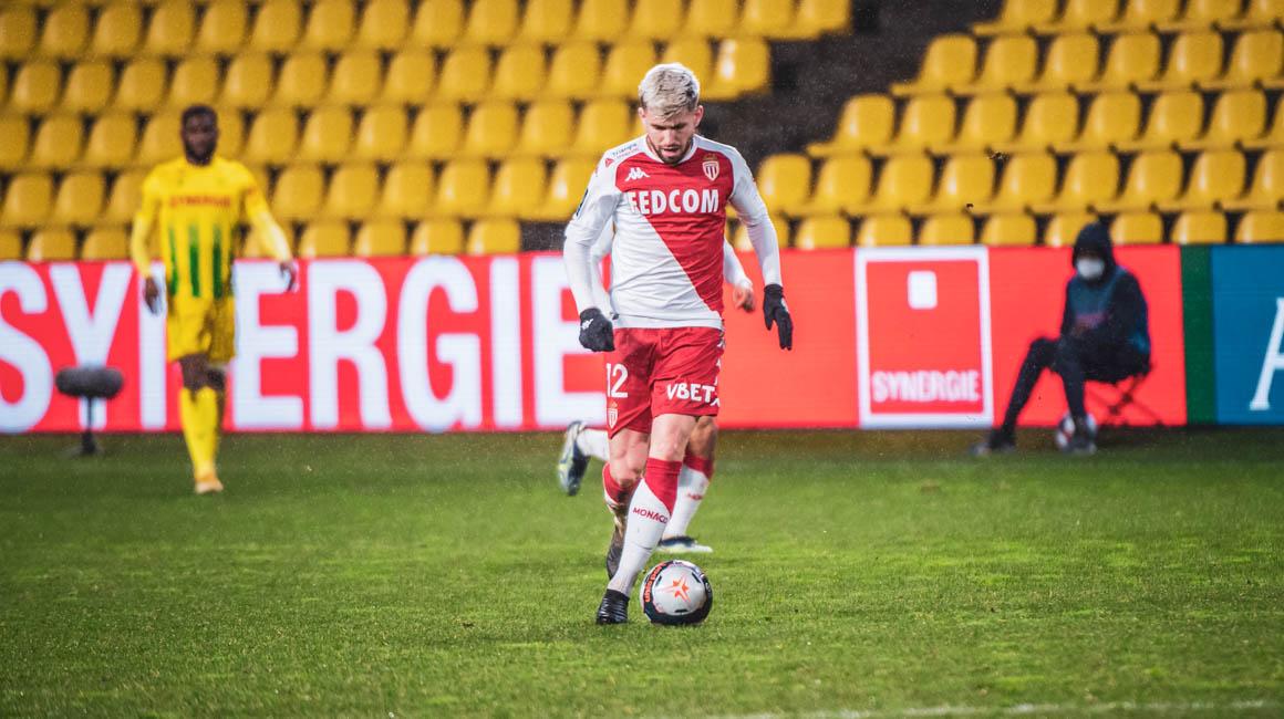 Caio Henrique na seleção da 22ª rodada do L'Équipe