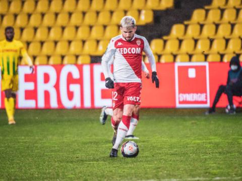 Кайо Энрике в составе команды 22-го тура Лиги 1