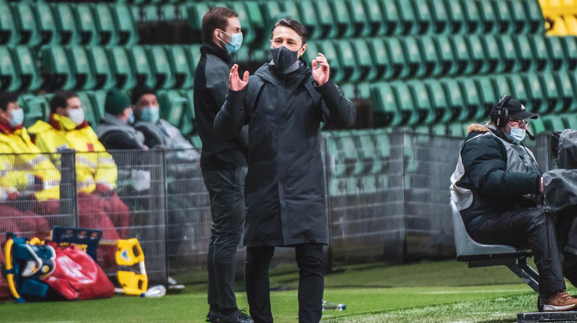 "Niko Kovac: ""We should have kept a clean sheet"""