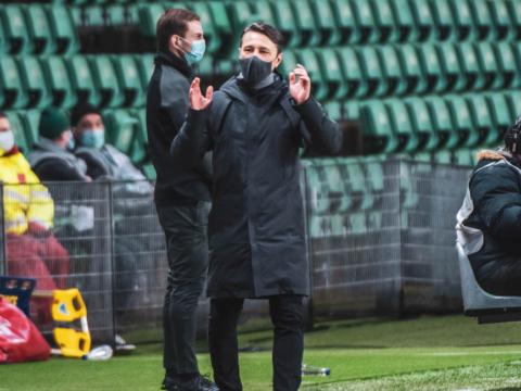 """Niko Kovac : """"Nous sommes sur la bonne voie"""""""